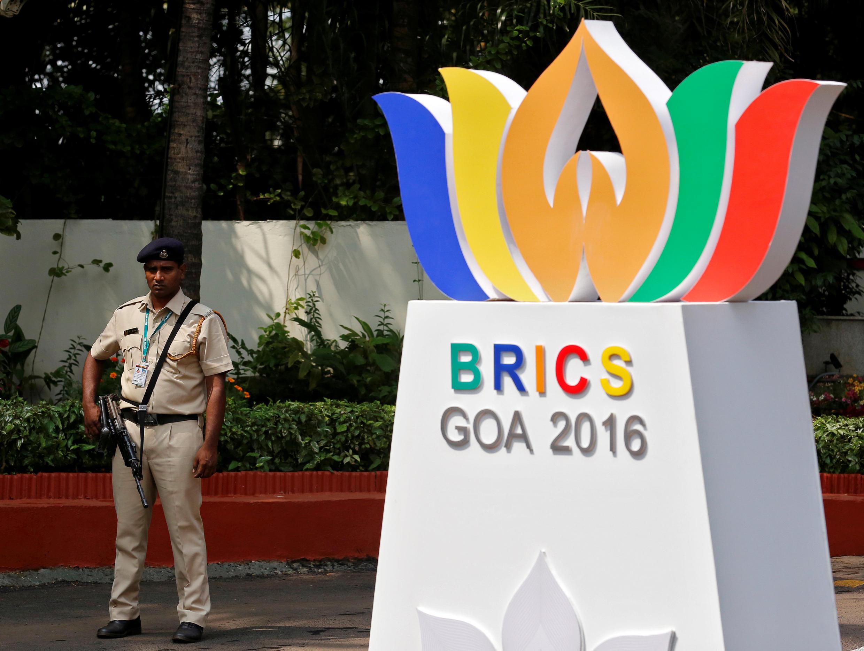 A cidade de Goa acolheu a mais recente reunião de cúpula dos Brics em outubro de 2016.