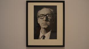 El escritor uruguayo Juan Carlos Onetti.