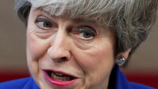 英国首相特蕾莎梅周三在布鲁塞尔与欧盟领袖会晤,欧盟就英国脱欧达成折中方案。