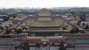 北京可能明天起又驚見霧霾襲來