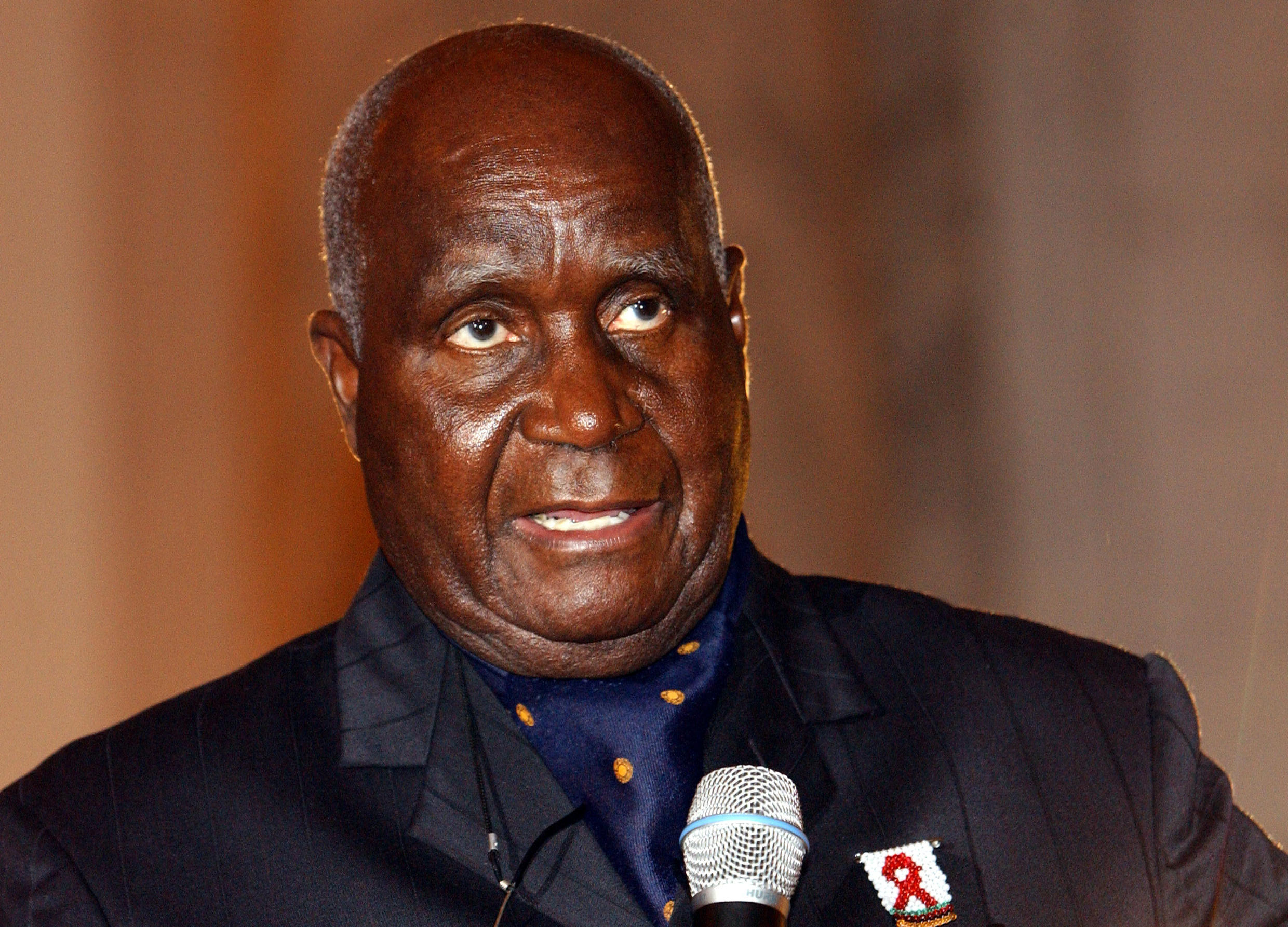 Kenneth  Kaunda was a hero of the struggle against white rule in southern Africa