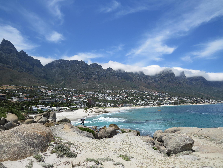 A Cidade do Cabo, na África do Sul.