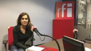 نگار جوادی، نویسنده فرانسوی-ایرانی ساکن پاریس