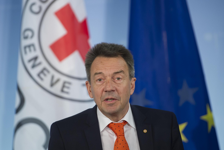 Peter Maurer, le président du Comité international de la Croix-Rouge. (Photo d'illustration)