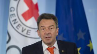 Peter Maurer, shugaban kungiyar Red-Cross ta Duniya