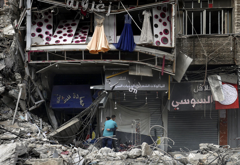 cessez le feu gaza israel palestiniens