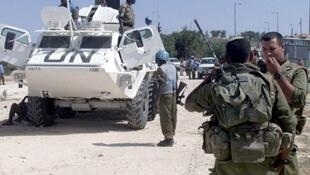 Minusma, Lực lượng quân sự bảo vệ hòa bình của Liên Hiệp Quốc tại Mali.