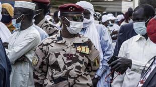 Mahamat Idriss Déby Itno - général - Tchad