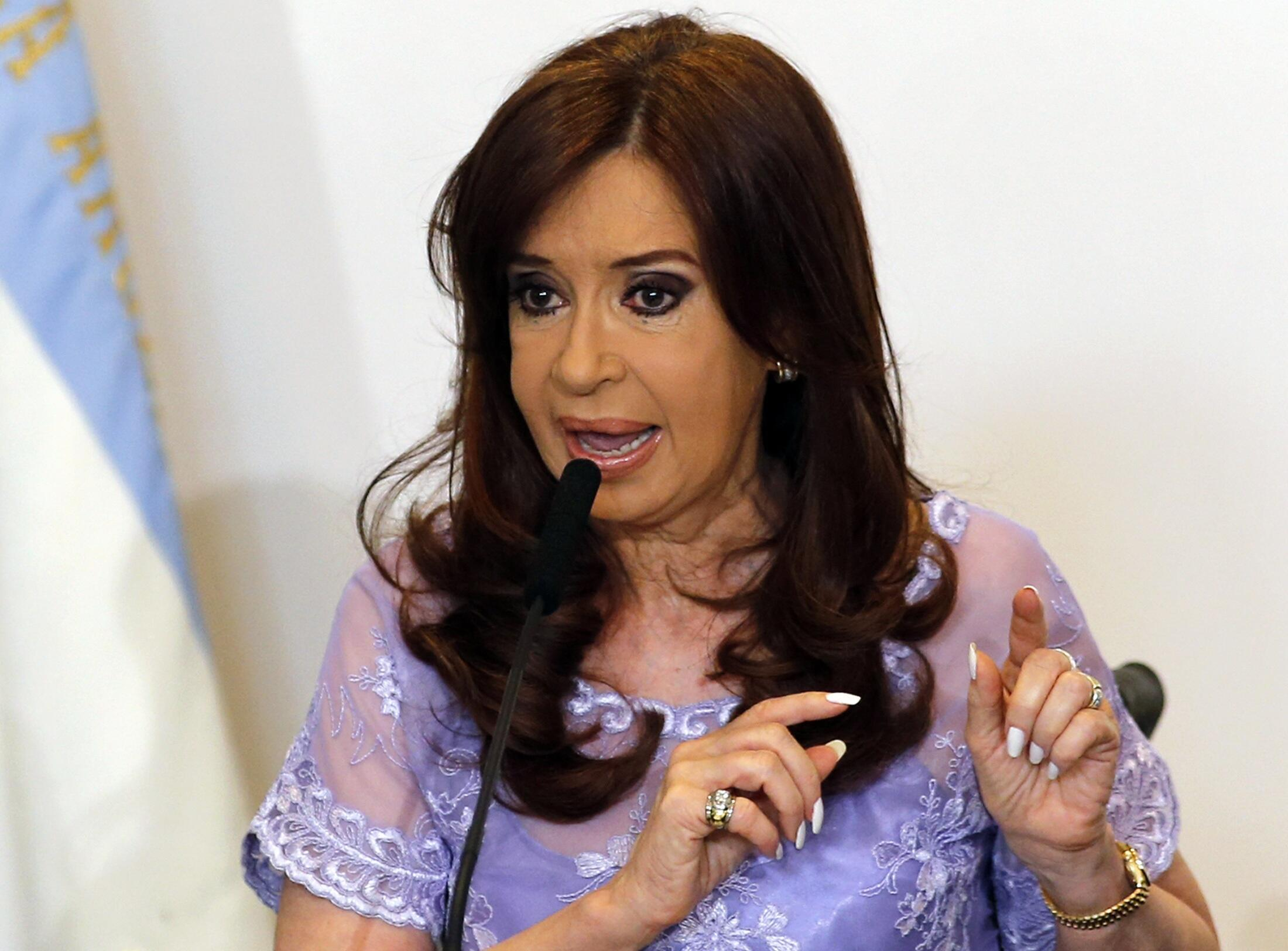 Mandado de prisão contra Kirchner foi encontrado na casa do procurador Alberto Nisman, morto em janeiro na Argentina.
