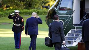 US - Donald Trump - coronavirus