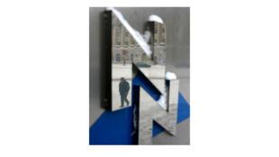 Logo du géant russe Norilsk Nickel.