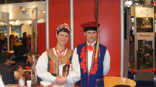 Một công ty Nga tại Hội Chợ Du Lịch Thế Giới - Paris, ngày 18/03/2010