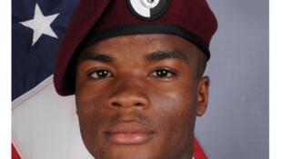 Les portraits des quatre sergents des forces spéciales américaines tués le 4 octobre au Niger, lors d'une embuscade revendiquée par al-Sahraoui.