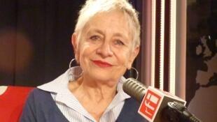 La artista argentina Mili Presman en RFI