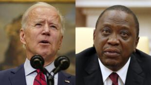Etats-Unis - Kenya - Biden - Kenyatta