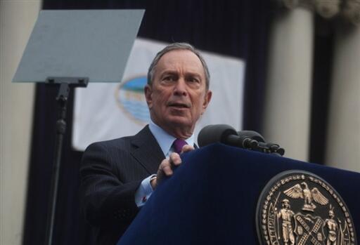 Michael Bloomberg se ha alzado como la figura pública en defensa de un control de armas estricto.