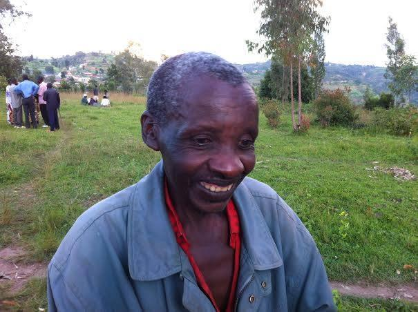 Vincent Kadimera, a righteous Hutu who saved 5 people in Simbi village during the Genocide