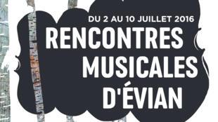 18 concerts sont au programme des « Rencontres musicales d'Evian ». Le coup d'envoi, c'était ce samedi 2 juillet et pour rendre honneur au foot, l'heure des concerts en soirée a été avancée à 19 h !
