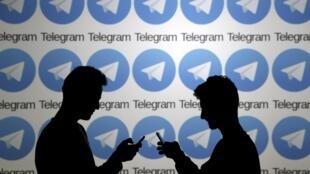 Telegam является третьим по популярности мессенджером в России.