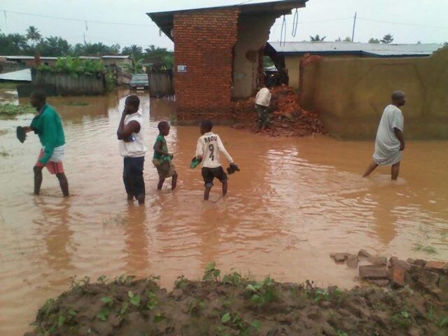 Mafuriko nchini Burundi