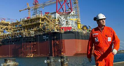 O Catar se tornou um dos principais acionistas da petrolífera Total.