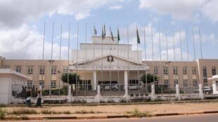 Palácio do Governo. Bissau. 6 de Novembro de 2019.