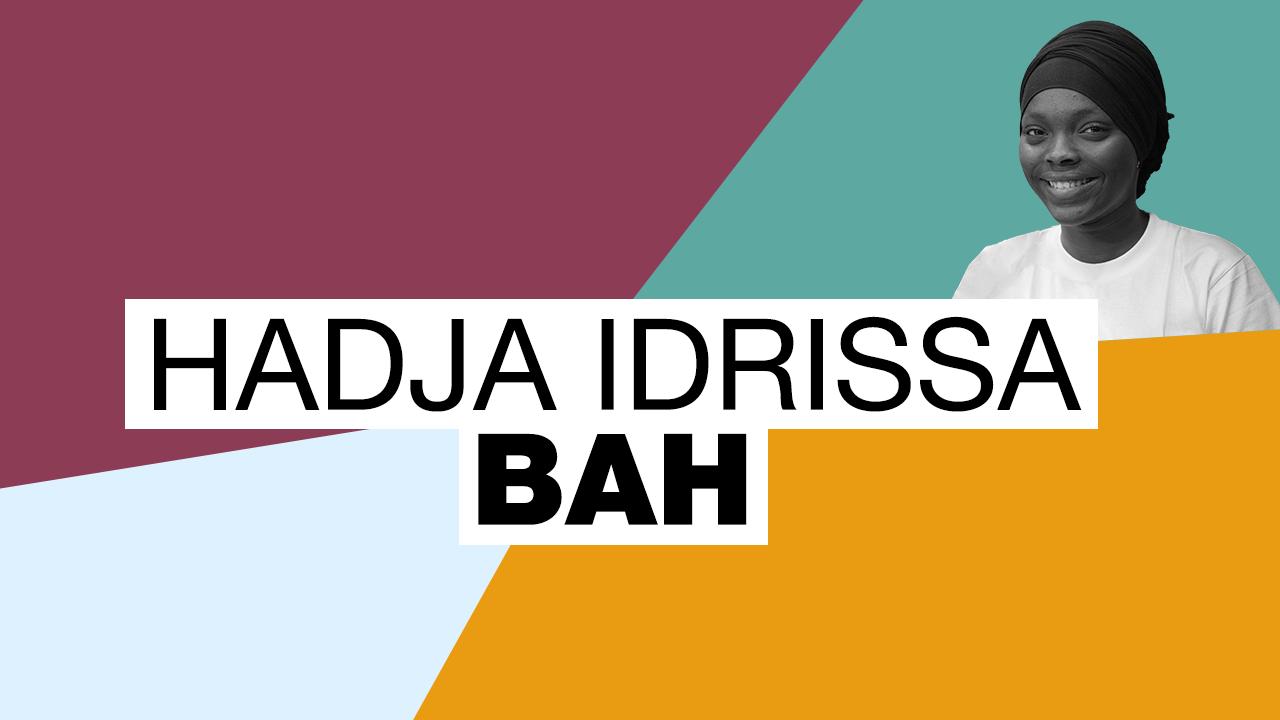 Hadja Idrissa Bah : militante des droits des femmes en Guinée dès l'âge 13 ans