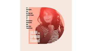 Couverture de l'album «Dalida by Ibrahim Maalouf».