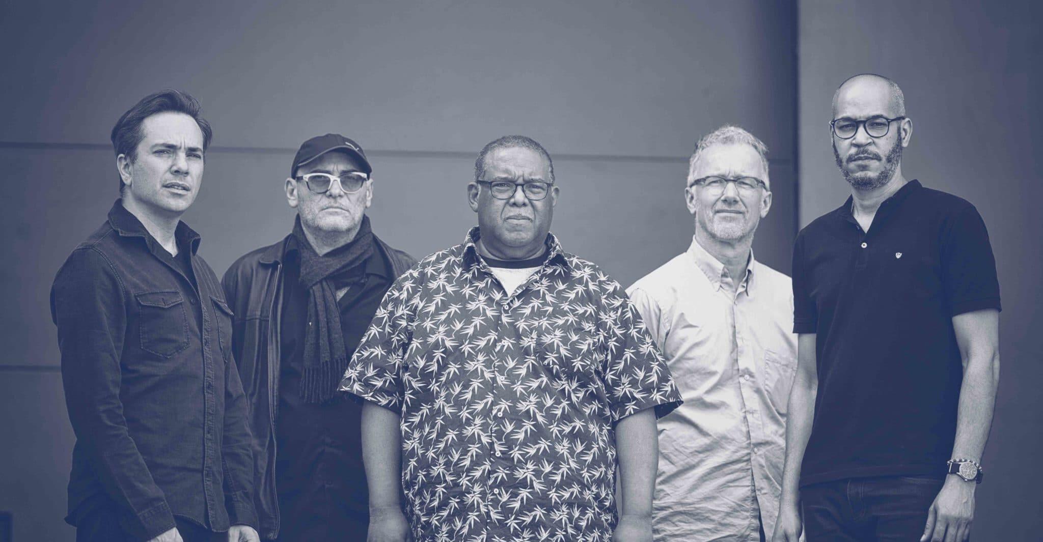 El quinteto Esperanza del saxofonista cubano  Ricardo Izquierdo,