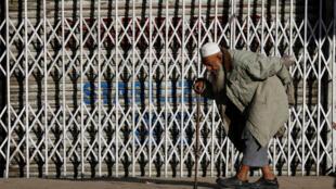 پاکستان - یکی از خیابانهای کراچی