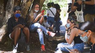 Today, more than four million of Cuba's 11.2 million inhabitants have mobile internet