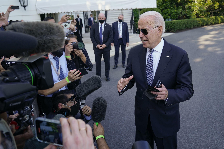 Joe Biden - interview
