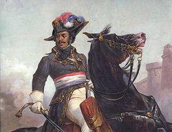 Tướng Alexandre Davy de la Pailleterie (Alexandre Dumas) của danh họa Olivier Pichat - Wikipedia