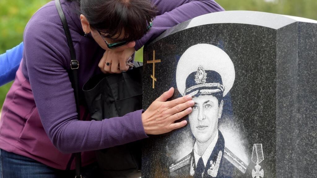 Naufrage du «Koursk»: 20 ans après, la Russie pleure toujours ses sous-mariniers disparus