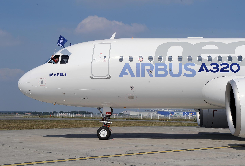 Контракт заключен на закупку среднемагистральных самолетов A321neo и A320neo (на фото)
