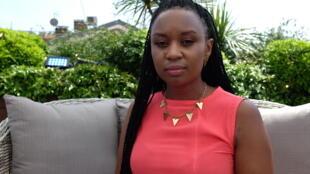 Wanuri Kahiu, réalisatrice kenyane de « Rafiki », après son succès au Festival de Cannes.
