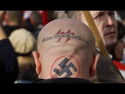 Membros de uma organização neonazista (2017)