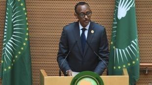 Paul Kagame, Shugaban kasar Rwanda