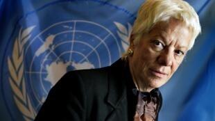 Carla Del Ponte vai ser comissária da ONU para investigar crimes na Síria.