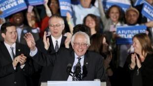 Bernie Sanders venceu as primárias de Michigan