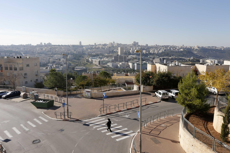 Bairro de Ramat Shlomo, em Jerusalém Oriental, onde foi aprovada a construção de 1500 novas habitações.
