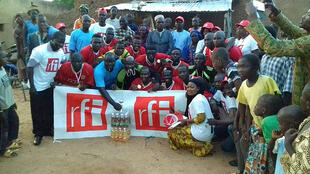 Le Club RFI Bandiagara.