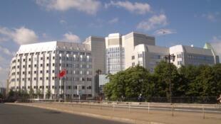 中国驻柏林大使馆