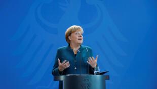 Le gouvernement allemand devrait présenter dans la journée un plan en faveur du climat de 100 milliards d'euros.