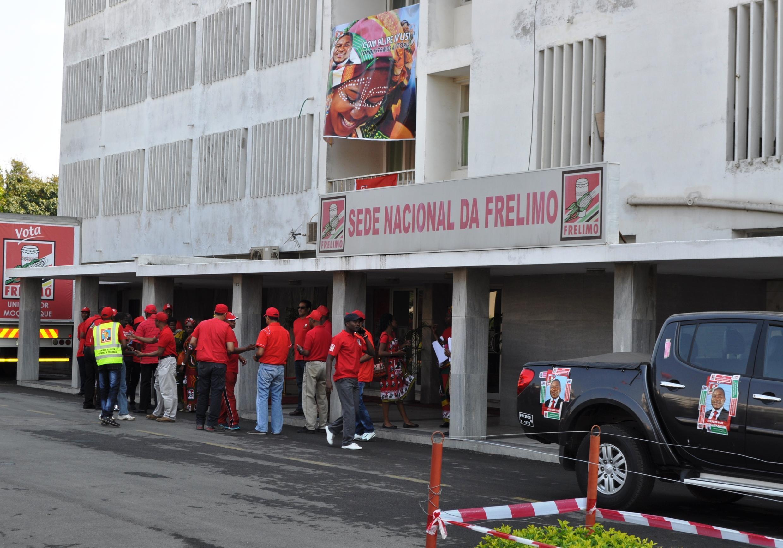 Sede Nacional da Frelimo