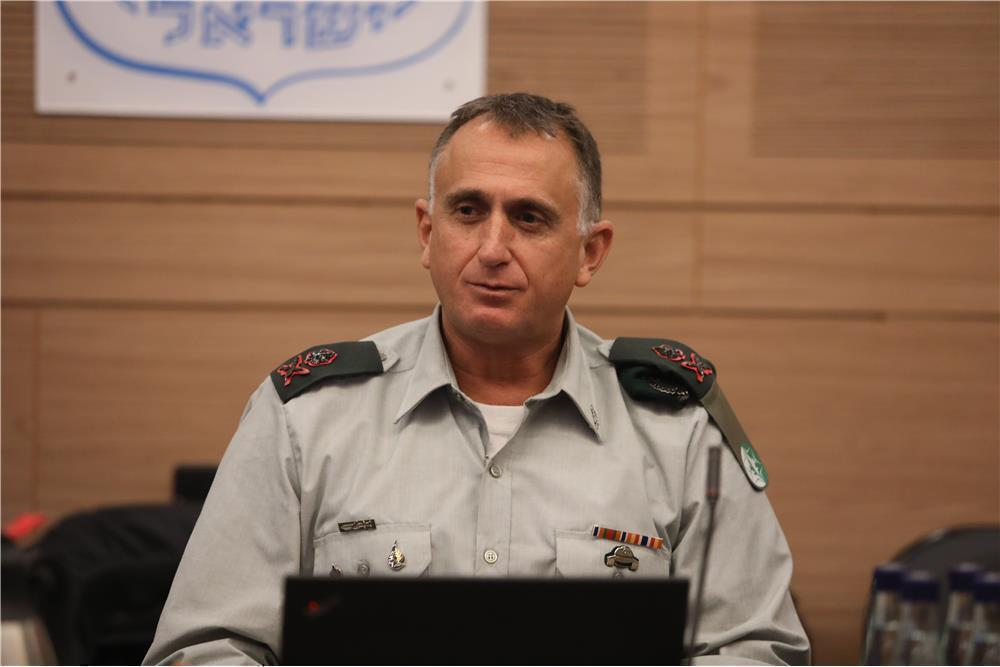 سرلشگر تامیر حیمن رئیس سازمان اطلاعات ارتش اسرائیل