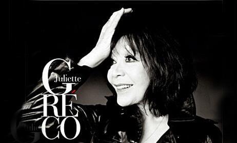 """Обложка альбома Жюльет Греко """"Ca traverse et c'est beau"""" (2012)"""