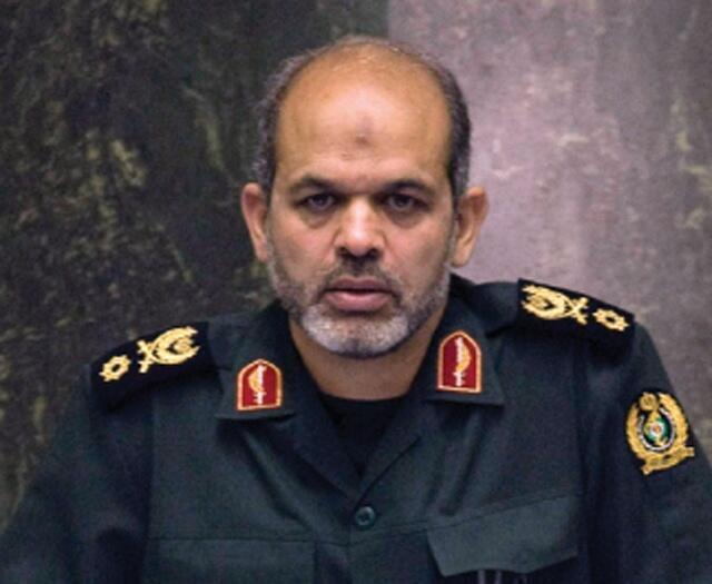 """سردارپاسدار """" احمد وحیدی"""" وزیردفاع جمهوری اسلامی ایران"""