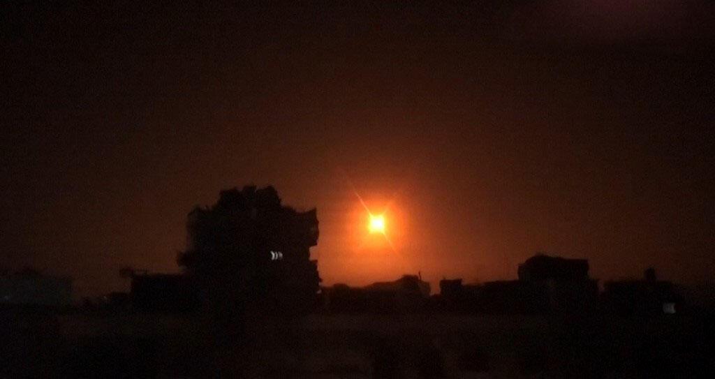 چهار عضو سپاه پاسداران در حمله هوایی اسراییل در دمشق کشته شدند