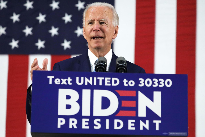 Joe Biden,dan takara a zaben shugaban Amurika daga jam'iyyar democrat